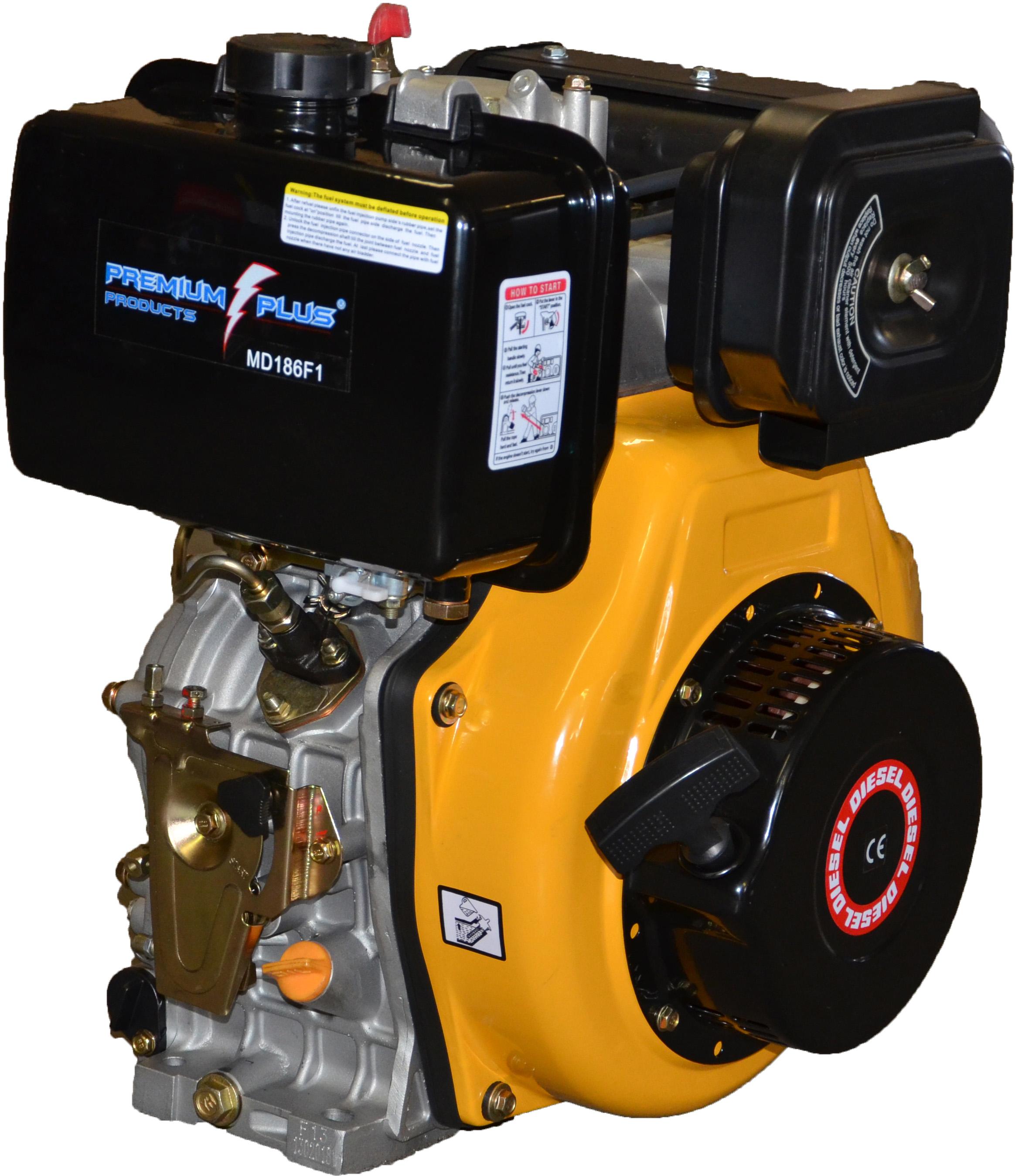 Horizontal Diesel Engines