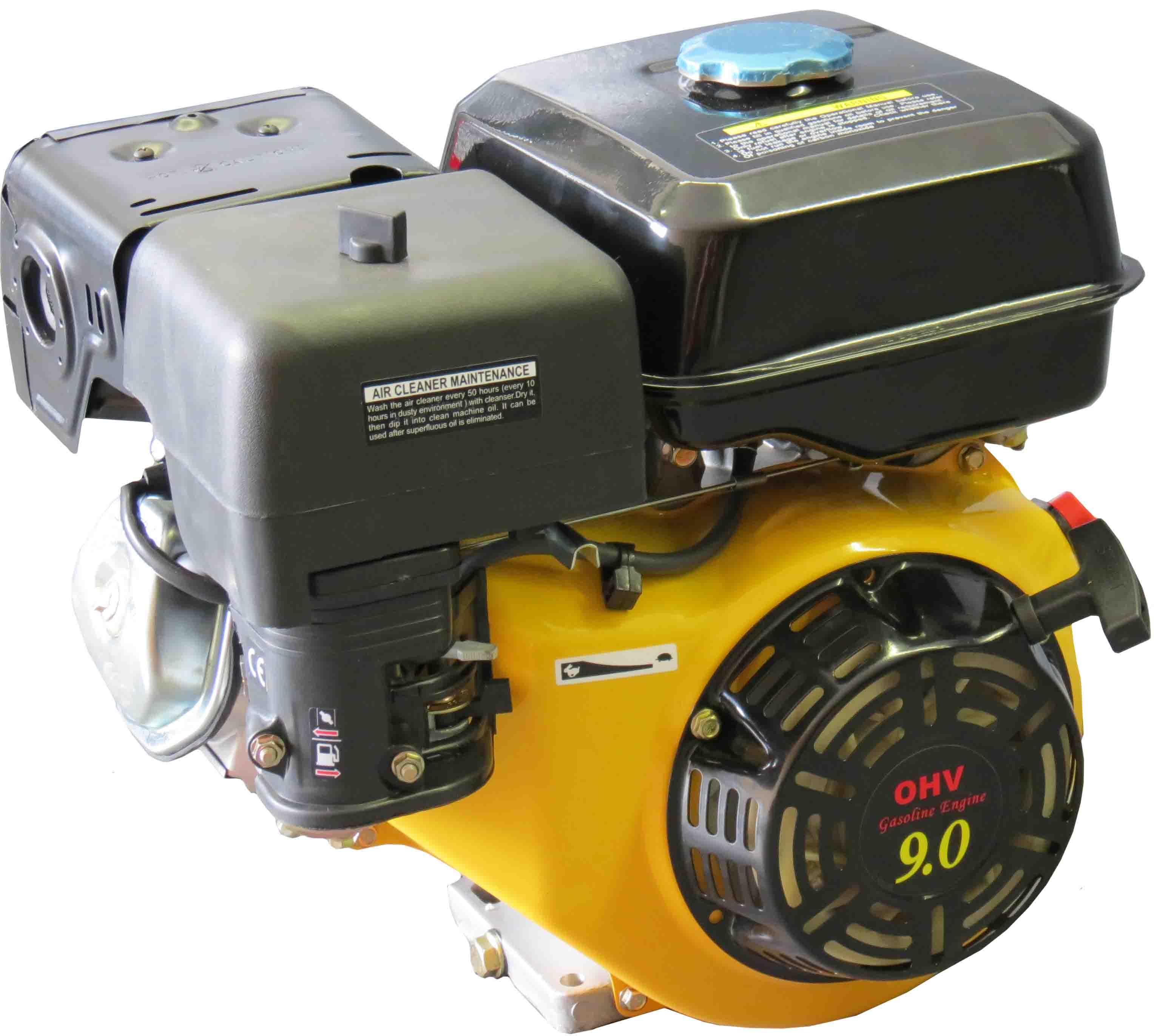 Horizontal Shaft Petrol Engines