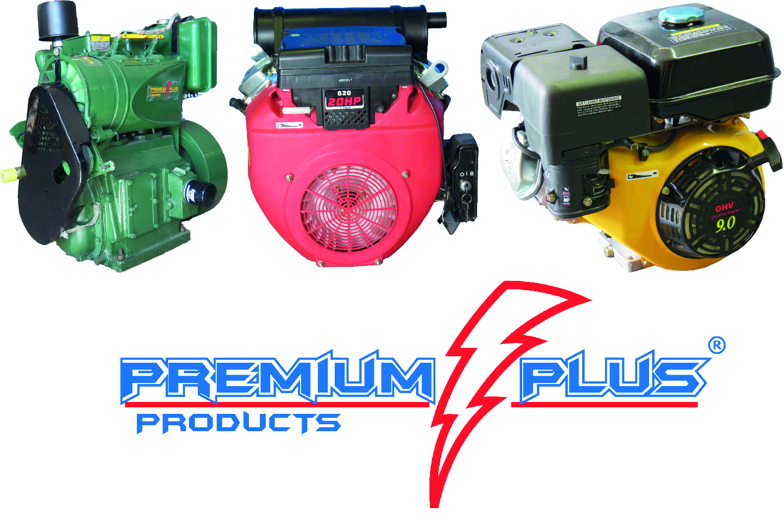 Premium Plus Engines