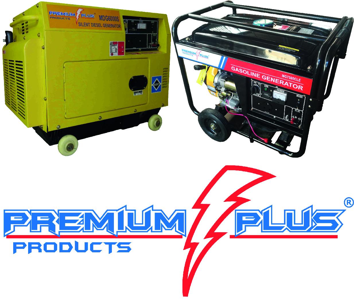 Premium Plus Generators