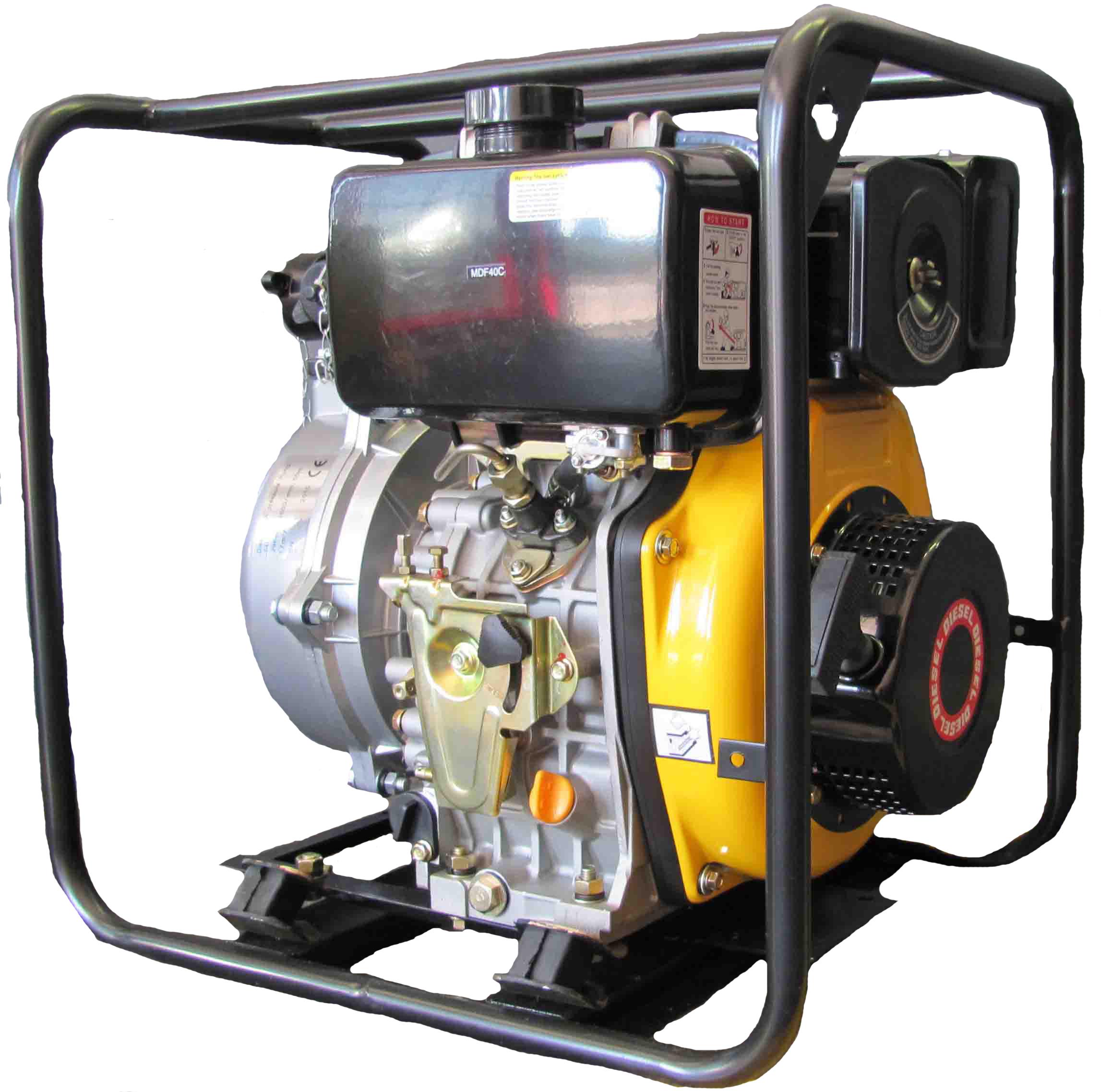 High Pressure Pump Set