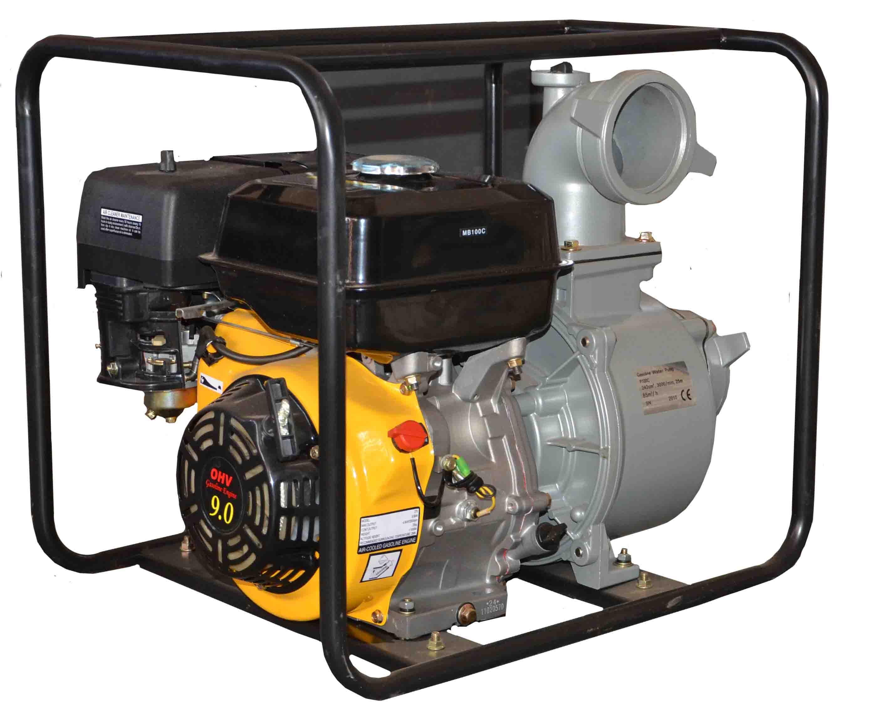 Diesel Clean Water Pumps (TP)