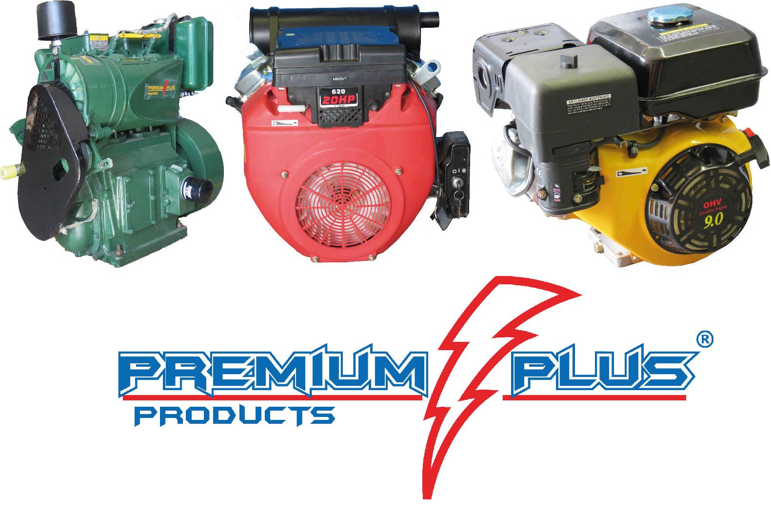 Premium Plus Engines
