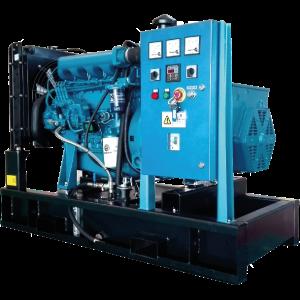Ricardo/Weichai Generators